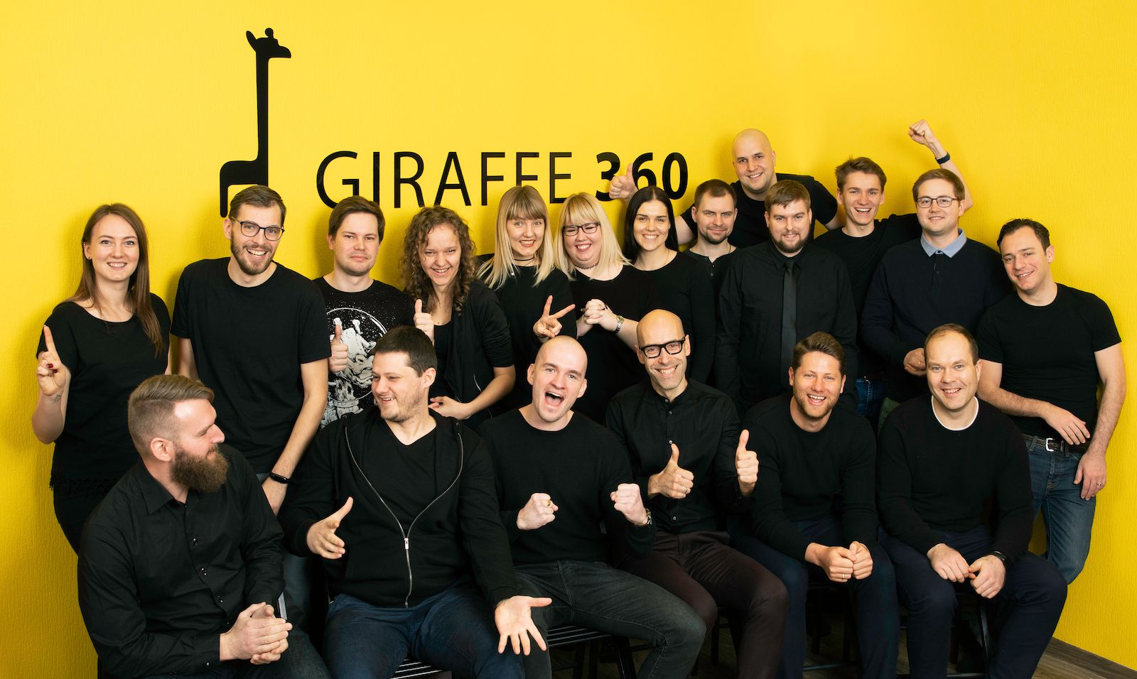 £1M Investment & Move To London Spell Great Things for Giraffe360